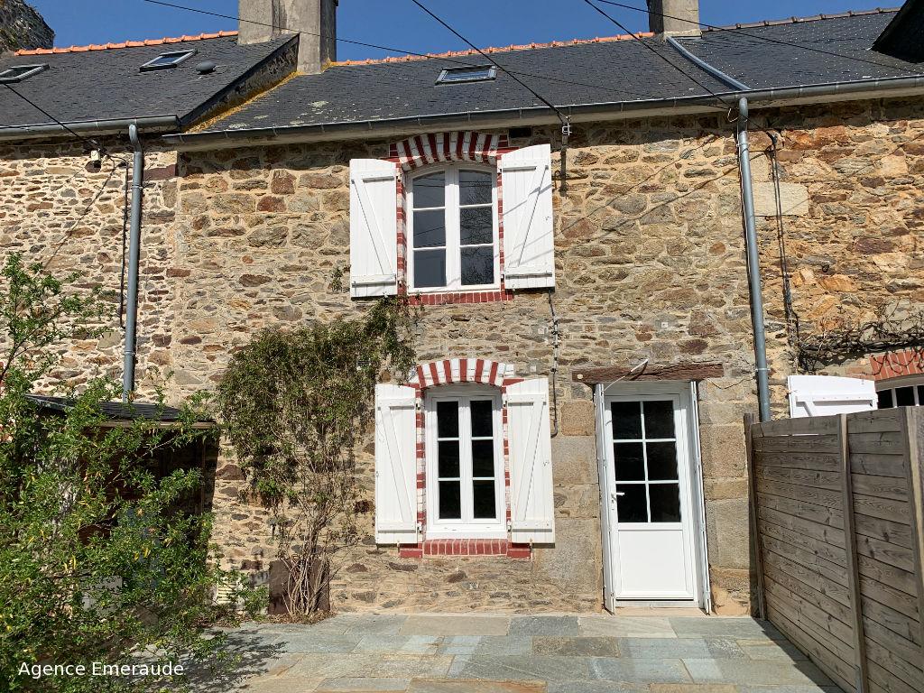 Maison Pleurtuit 3 pièce(s) Maison de charme Bords de rance