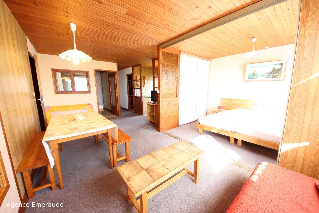 DINARD Appartement de type 2 pièce(s) à louer meublé à l'année