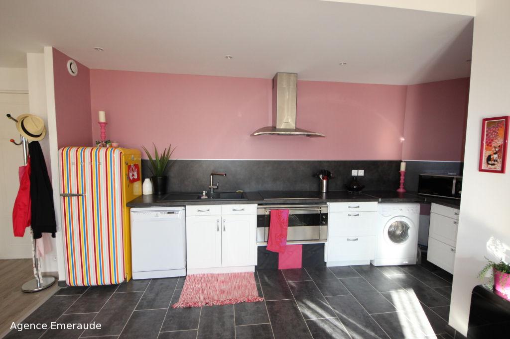 DINARD appartement de type 3 pièce(s) à louer meublé de sept 2021 à Juin 2022
