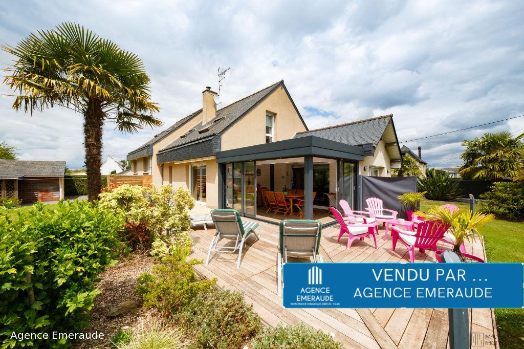 Maison Pleurtuit 200 m² centre bourg
