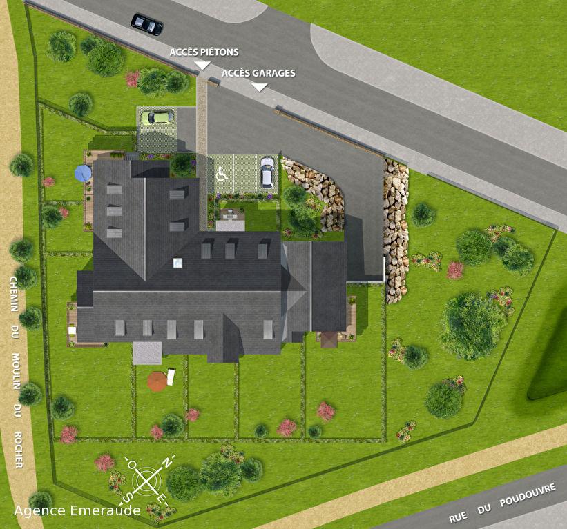 PROGRAMME NEUF CASA MADERA Appartement T2 42.15m2 avec balcon et parking