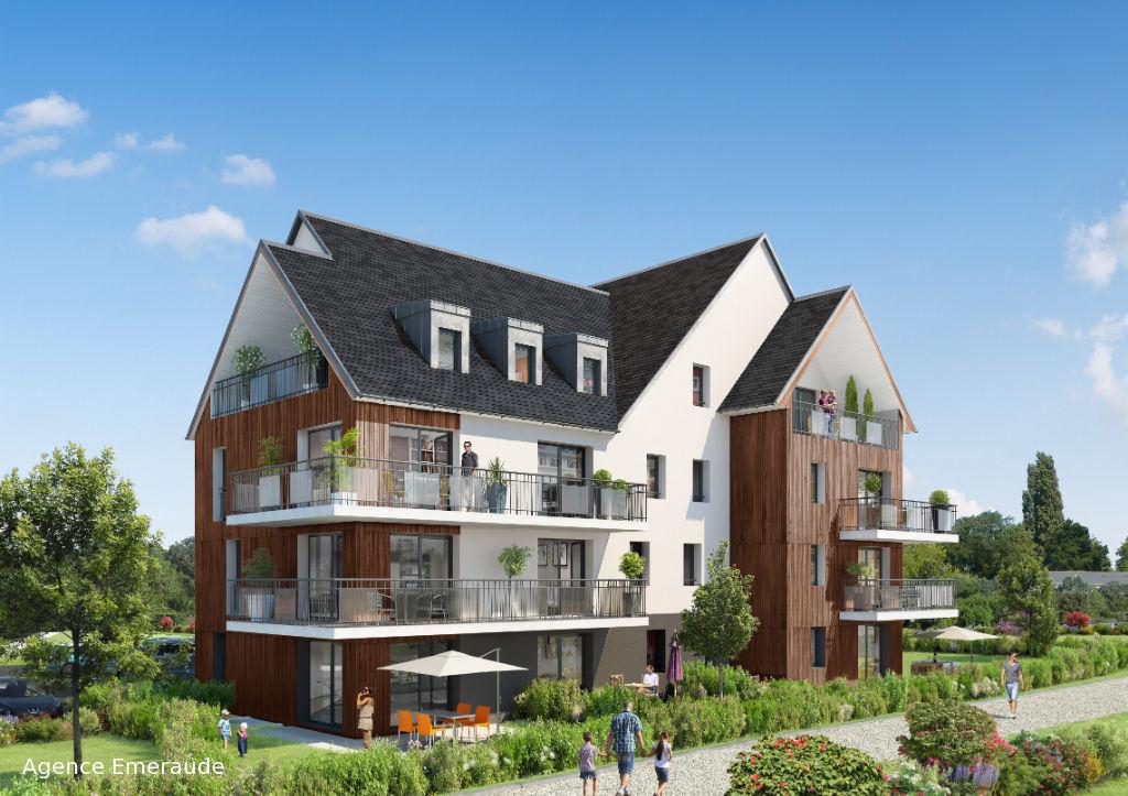 PROGRAMME NEUF CASA MADERA Appartement T5 de 107.05 m2 avec balcon, Garage et stationnement