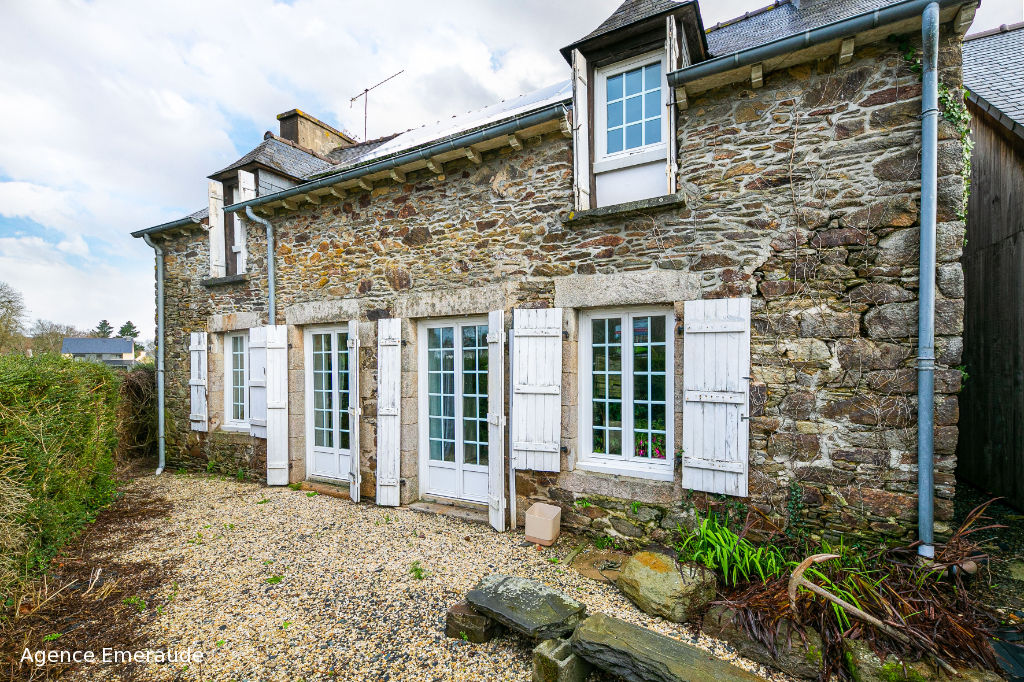 Maison Le Minihic Sur Rance 5 pièce(s) 153 m² habitable 837 m² de terrain hangar