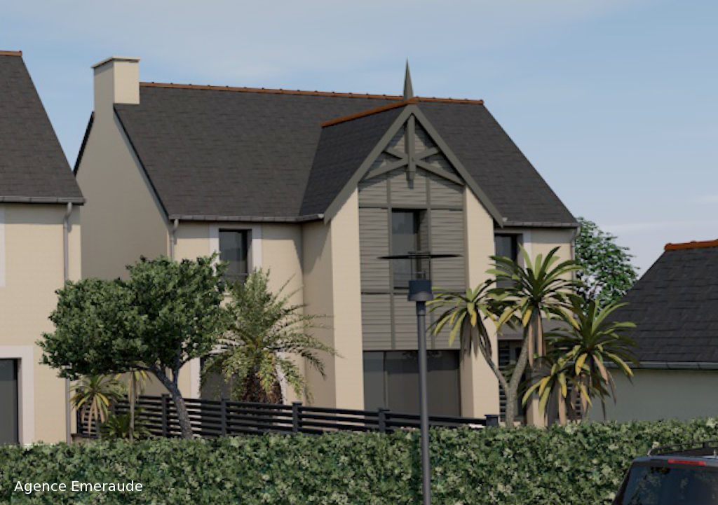 Maison Saint Lunaire 5 pièce(s) 120.44 m² plage à 100 mètres, chambre, salle d'eau au rez-de-chaussée