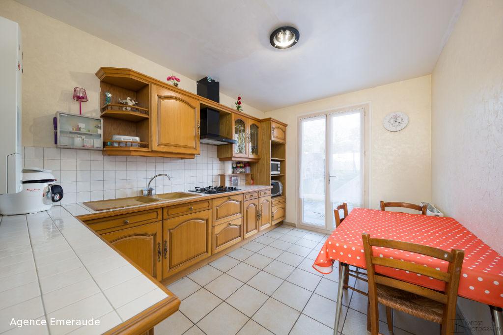 Maison La RICHARDAIS centre 113 m², 4 chambres, parking, garage