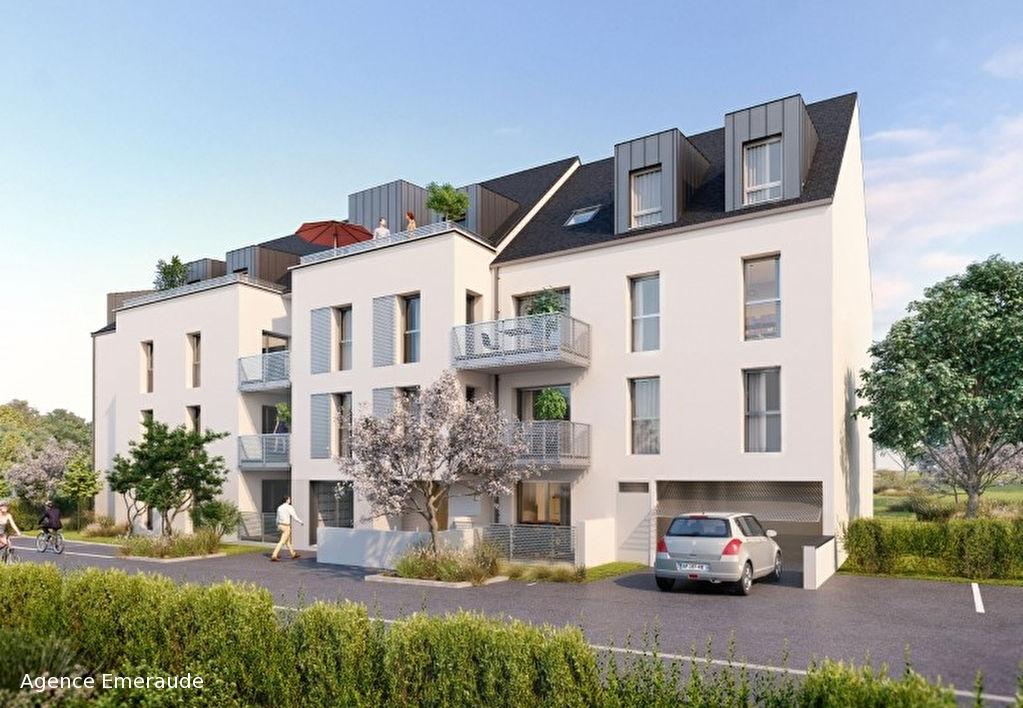 PROGRAMME NEUF CASA BLANCA DINARD LE PRIEURE Appartement de type 2 pièce(s) de 41.06m2