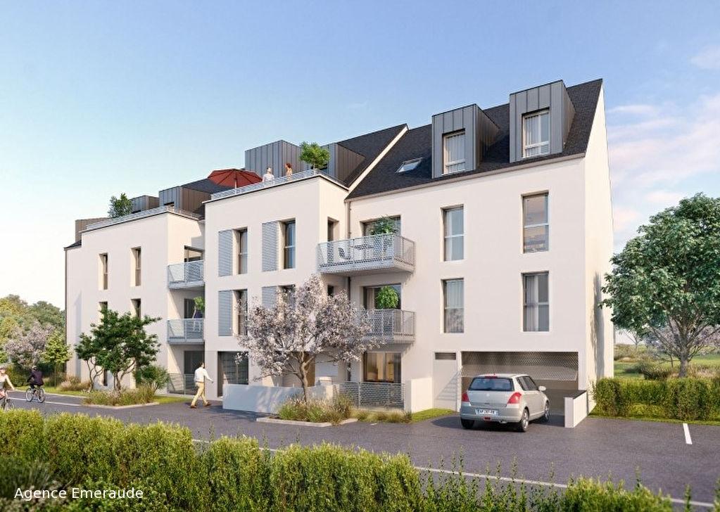 PROGRAMME NEUF CASA BLANCA DINARD LE PRIEURE Appartement de type 2 pièce(s) de 42.06m2