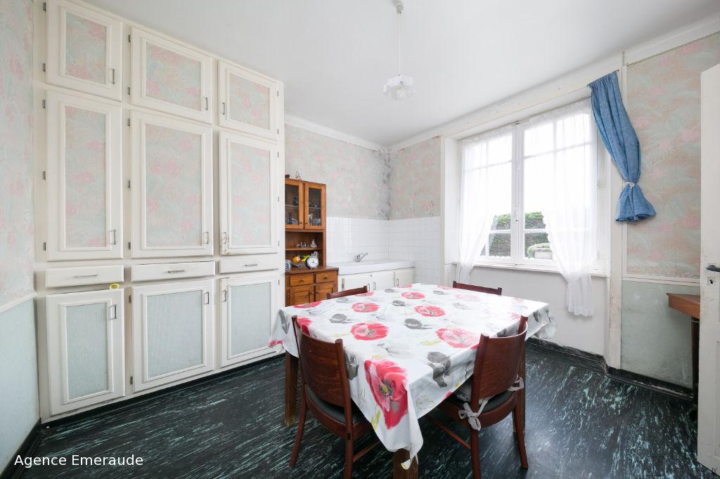 Maison Pleurtuit 5 pièces terrain de 870 m² potentiel aménageable