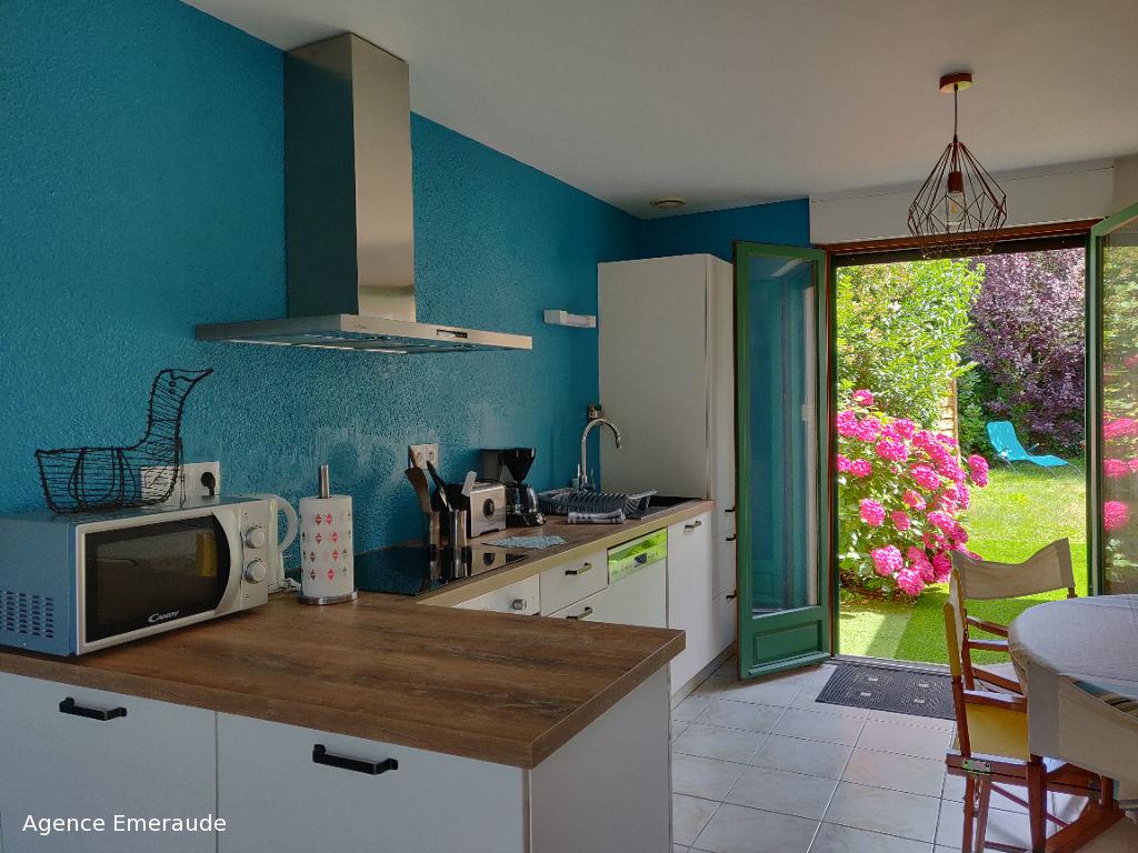 DINARD PRIEURE Maison de type 4 pièce(s) à louer meublée à l'année