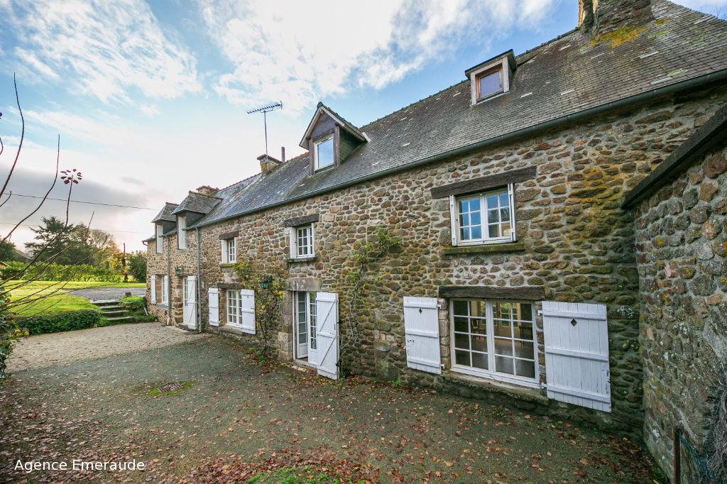 Maison Pleurtuit 10 pièce(s) 217 m², Longère proche du Frémur