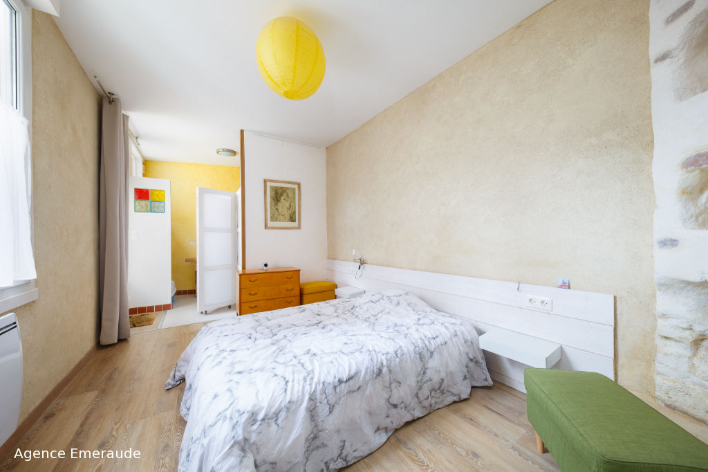 Appartement Dinard  2 pièce(s) 46,2 m2, hyper-centre, grande terrasse