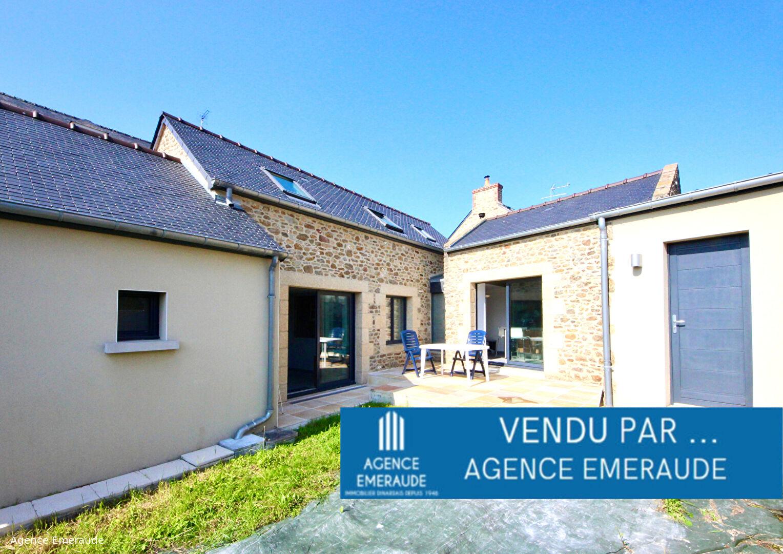 Maison Dinard 3 pièce(s)  76.50 m² quartier Saint-Enogat