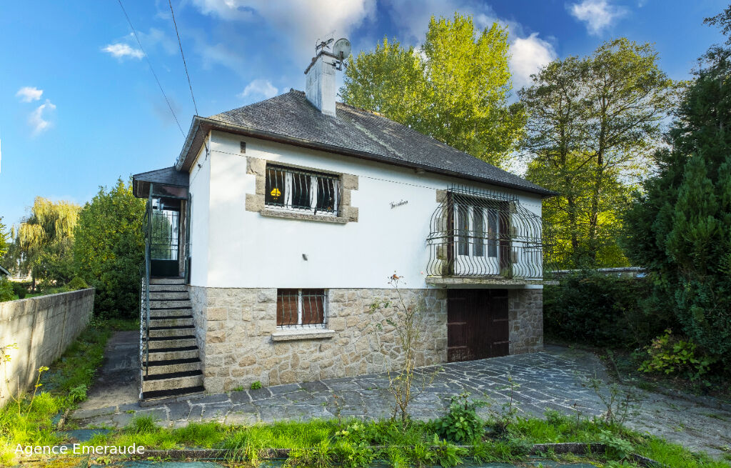 Maison Dinard 3 pièces 68.62 m² terrain d'une superficie de 1060 m²
