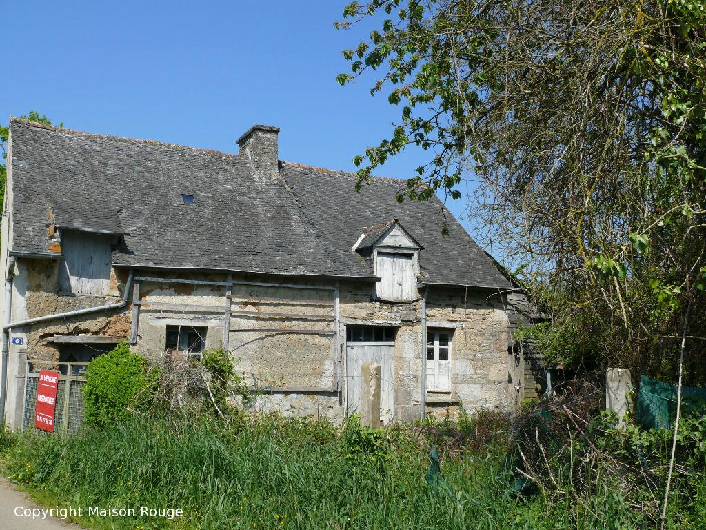 Dans le bourg d'Evran, maison de 70 m² à rénover