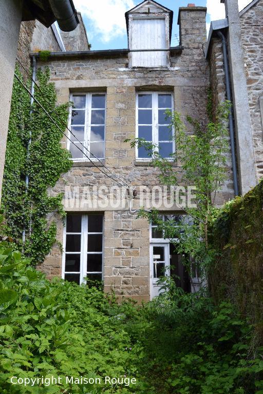Maison dans Cité de Caractères