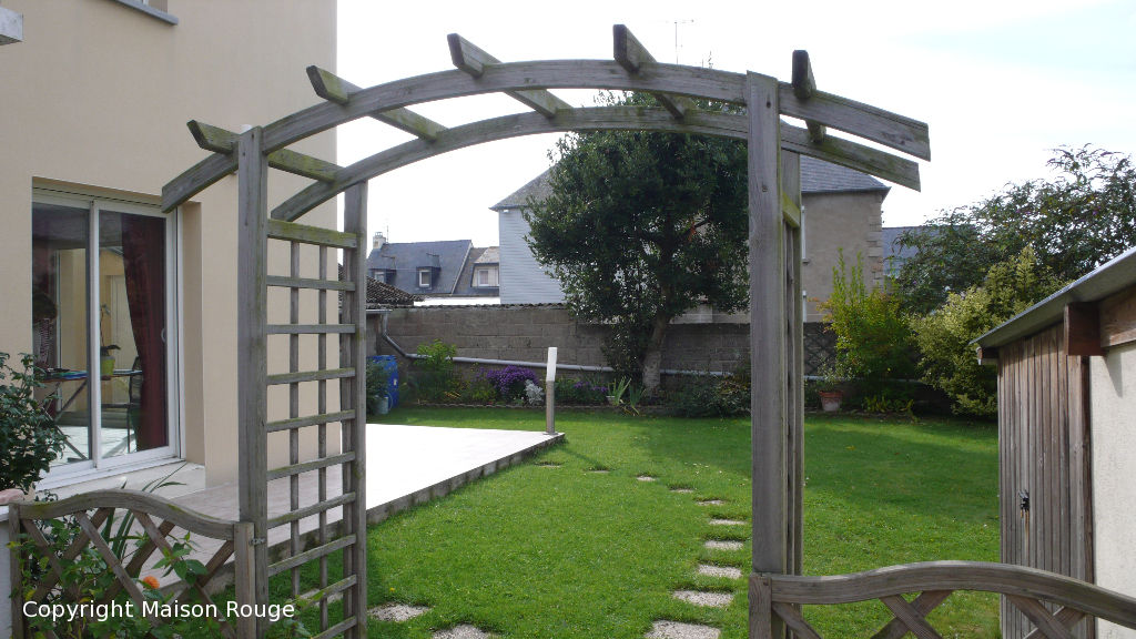 Maison Saint-Malo Saint-Servan Bellevue - 6 pièces triplex - 130 m²
