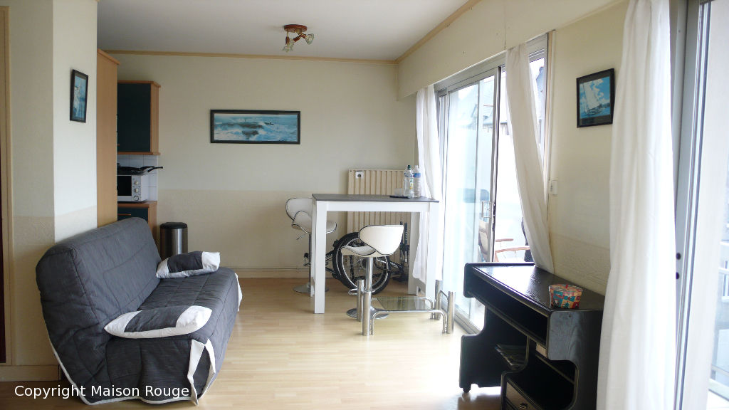 Appartement Saint-Malo - 1 pièce - 31 m²