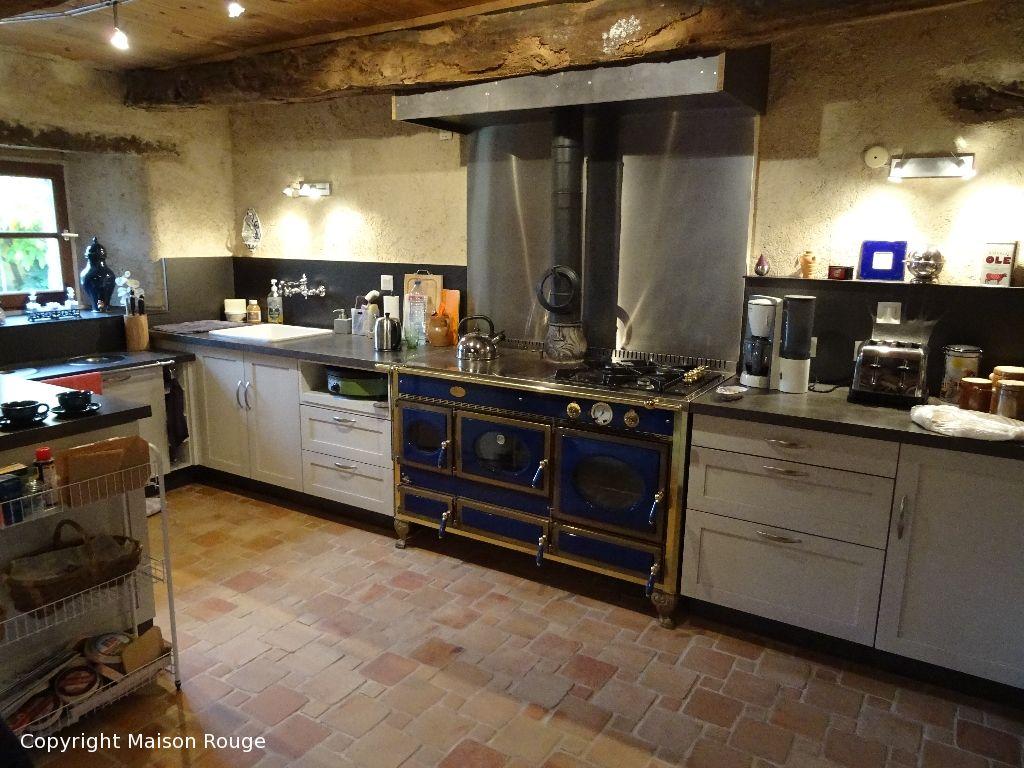 Ensemble de deux maisons  bretonnes de charme avec  jardin privatif au calme