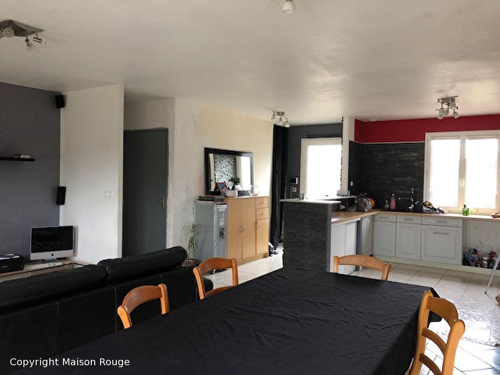 Maison Saint Malo 4 pièces 85 m2 sur un terrain de 665m²
