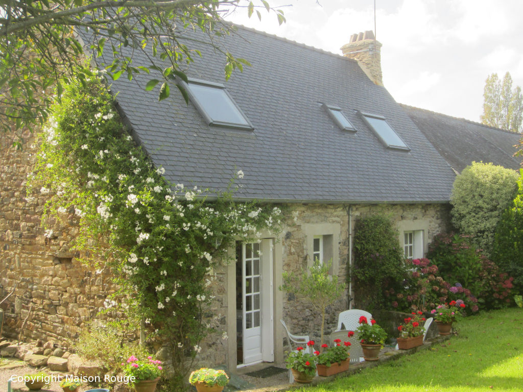 Maison en pierre - Pléboulle 3 pièce(s)