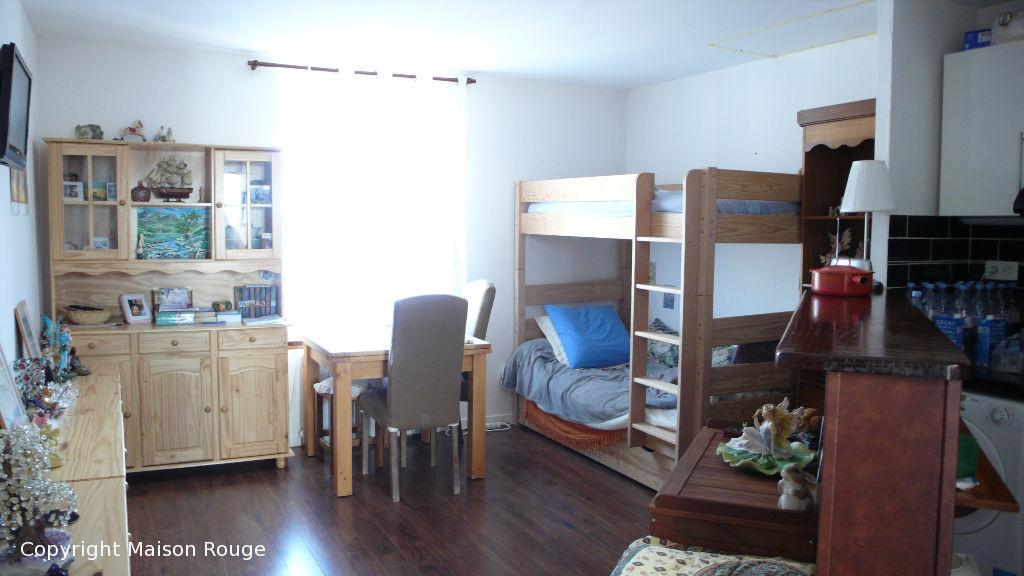 Appartement Saint-Malo Saint-Servan Bas Sablons - 1 pièce - 23 m²