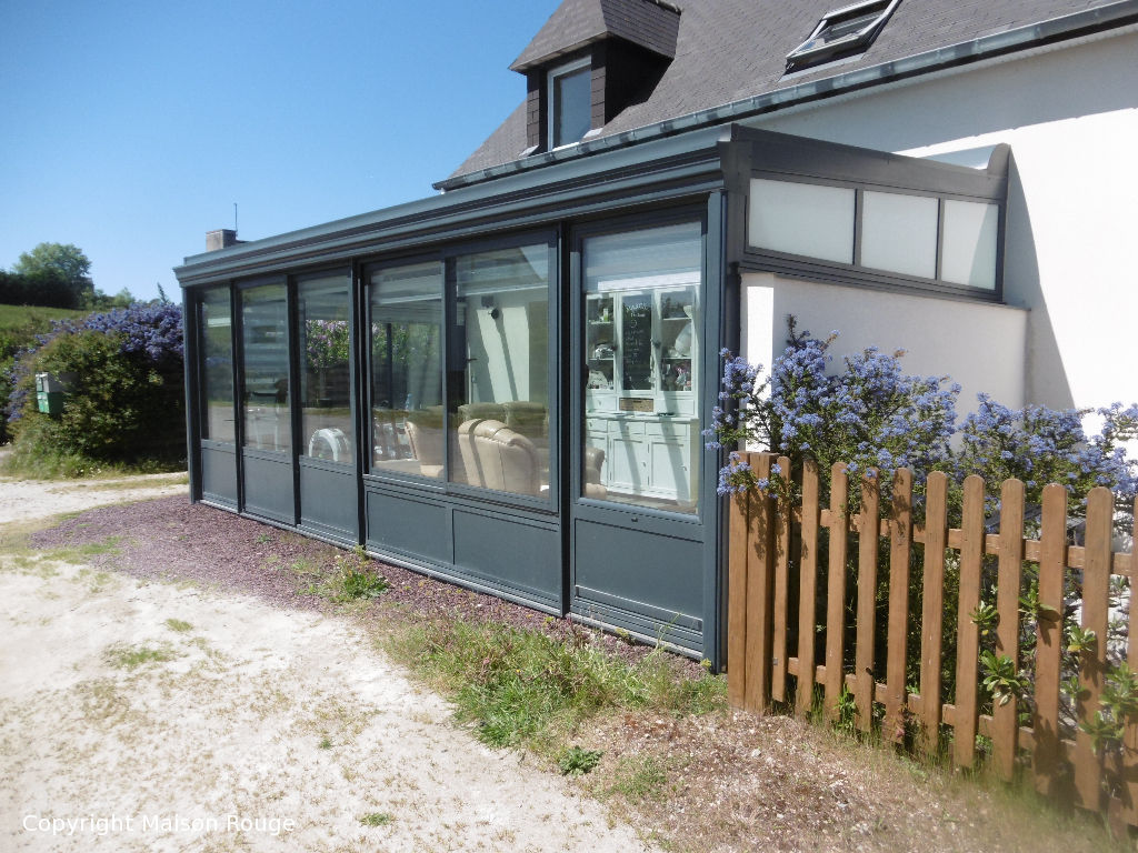 Appartement Saint Jacut De La Mer 2 ch (s) 69m2 avec véranda chauffée