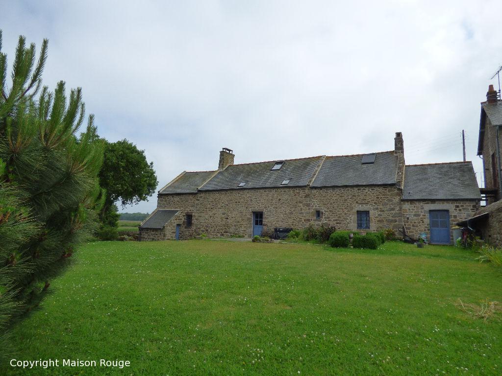 Maison de campagne 10 minutes de Saint Malo