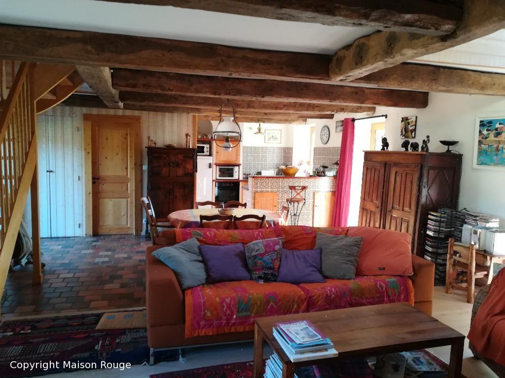 Au pied de la RANCE : maison de charme rénovée
