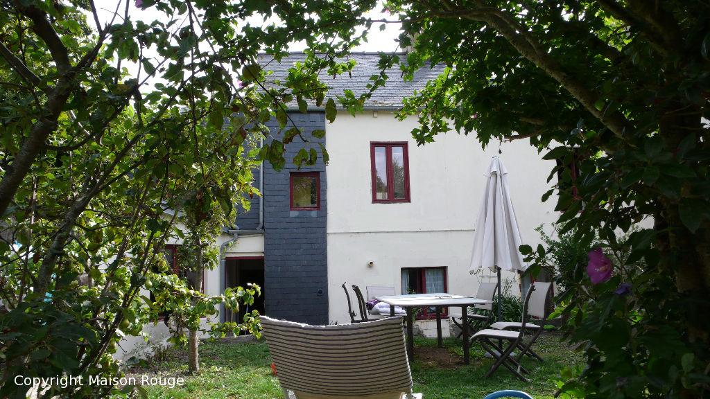 SAINT MALO - Maison T4 avec jardin