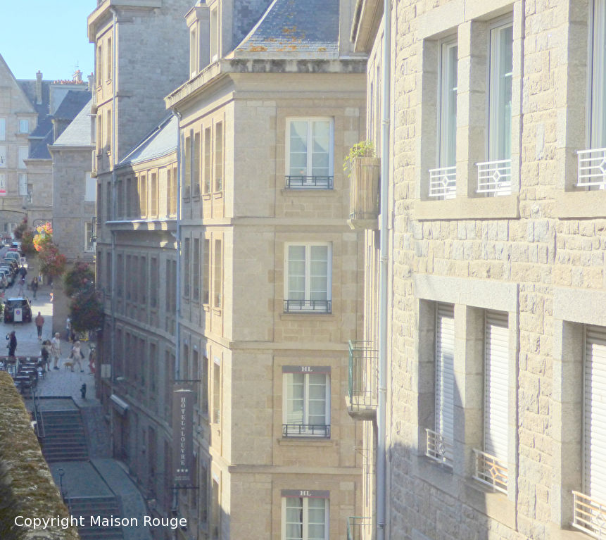 Appartement T3 SAINT MALO INTRA-MUROS