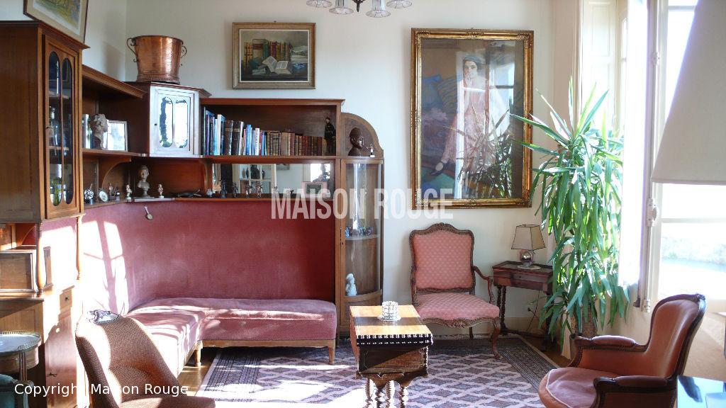 Maison Saint-Malo Saint-Servan Bas Sablons - 7 pièces duplex VUE MER - 260 m²