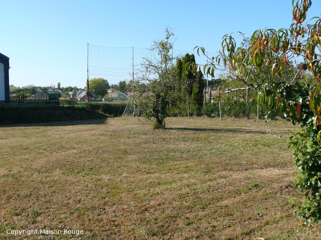 MEDREAC : terrain constructible hors lotissement