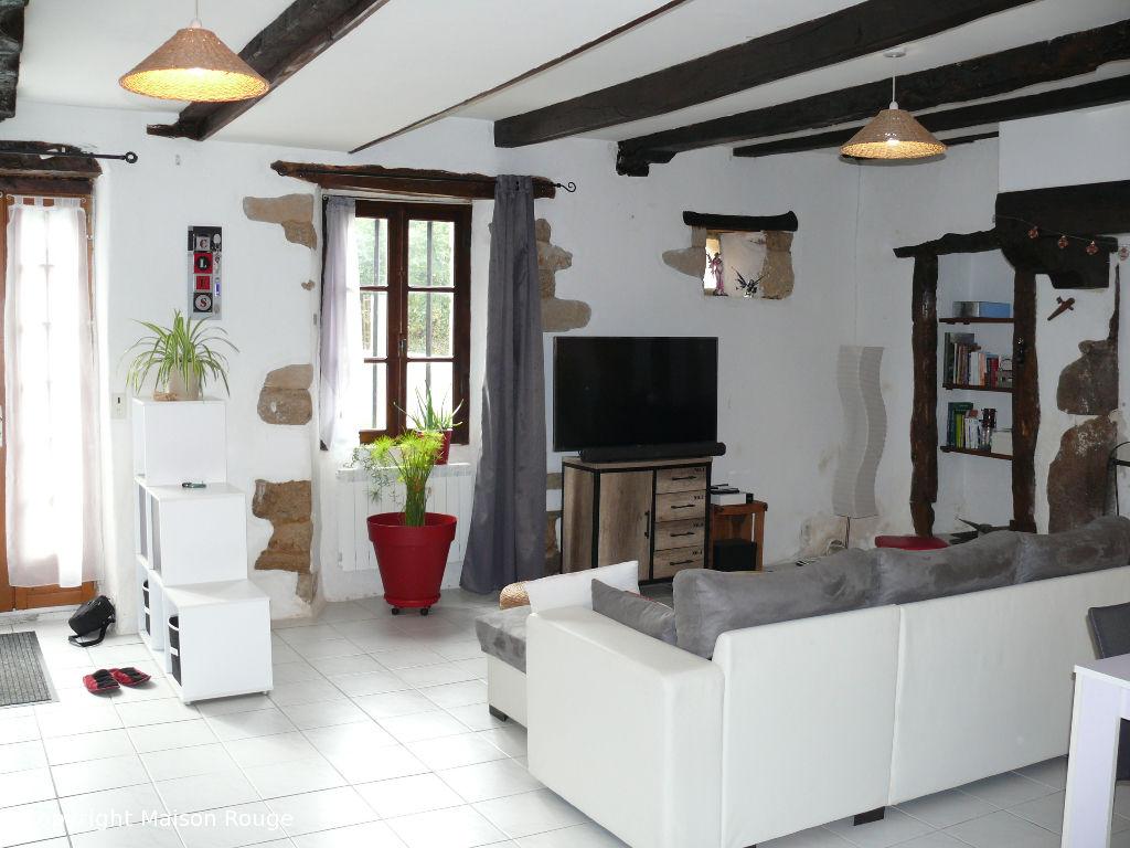 PLOUASNE : charmante maison avec jardin
