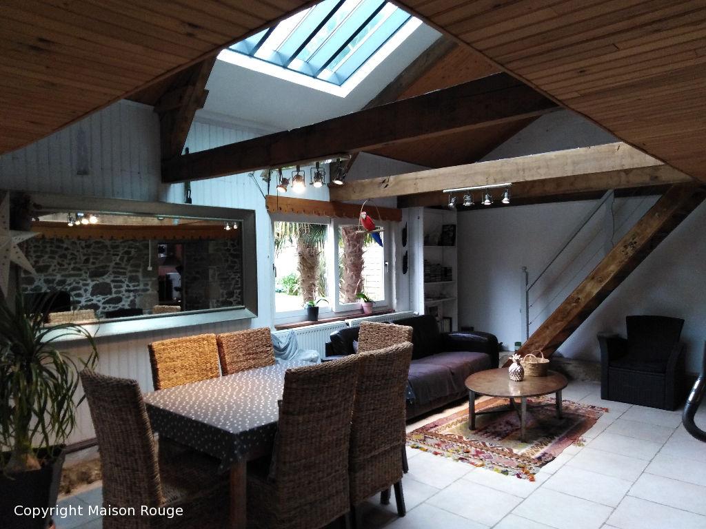 Maison en pierres Pleslin Trigavou 6 pièces 150 m2