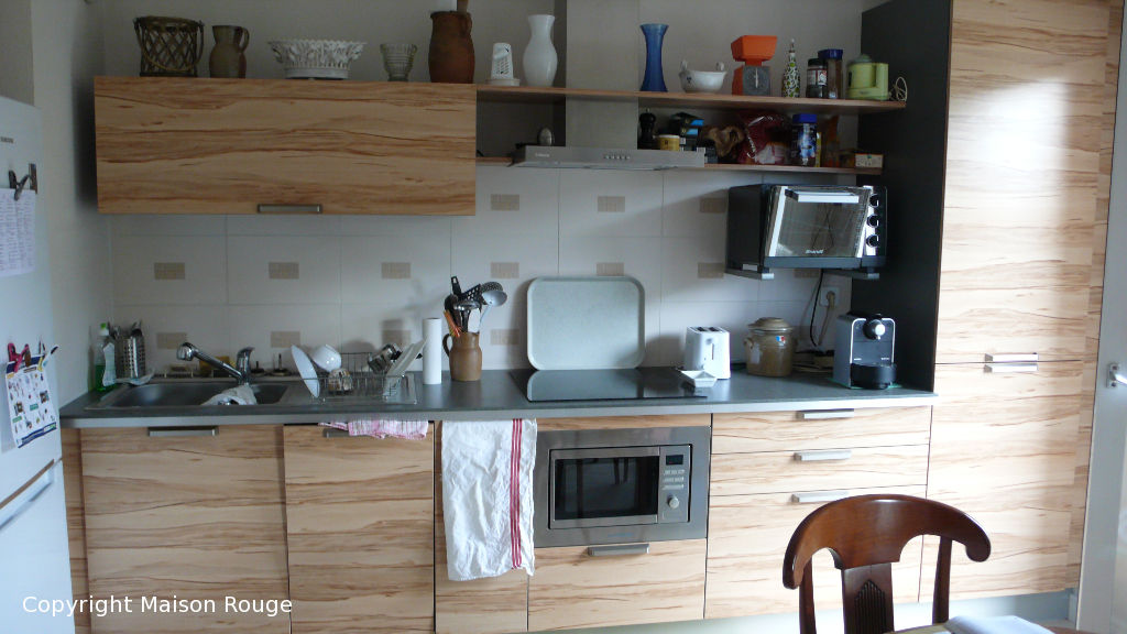 Appartement Saint Malo T2/3 - 66 m2 avec balcon et garage