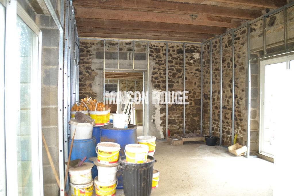 Beau projet de rénovation pour cette longère de 262 m²