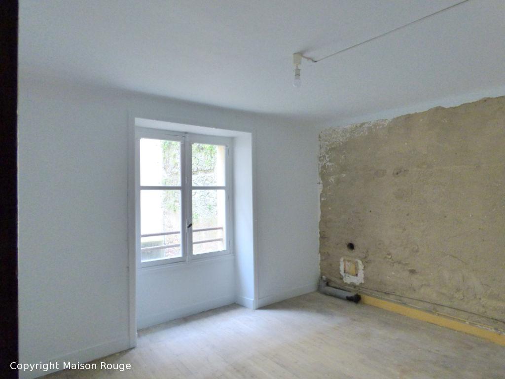 Un studette à aménager de 13m² au sol  SAINT MALO INTRA-MUROS