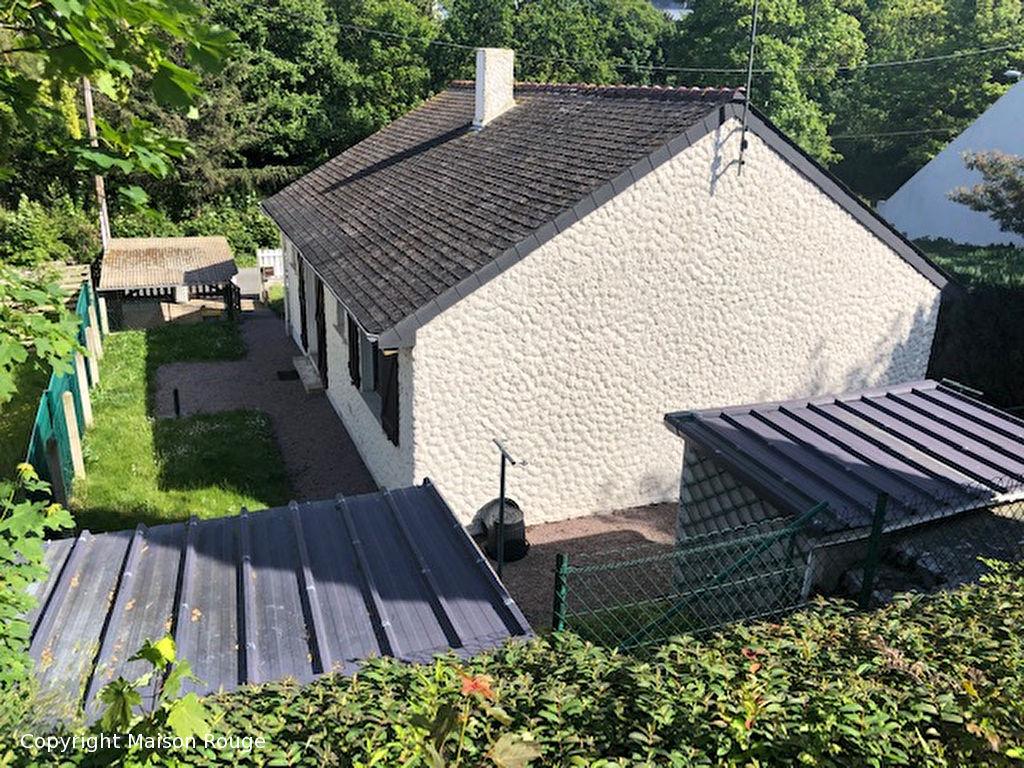 Maison Saint Malo 72m² env. - terrain 580m² environ