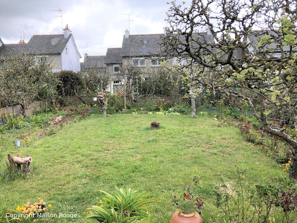 Maison 4 pièces SAINT-BRIEUC avec jardin