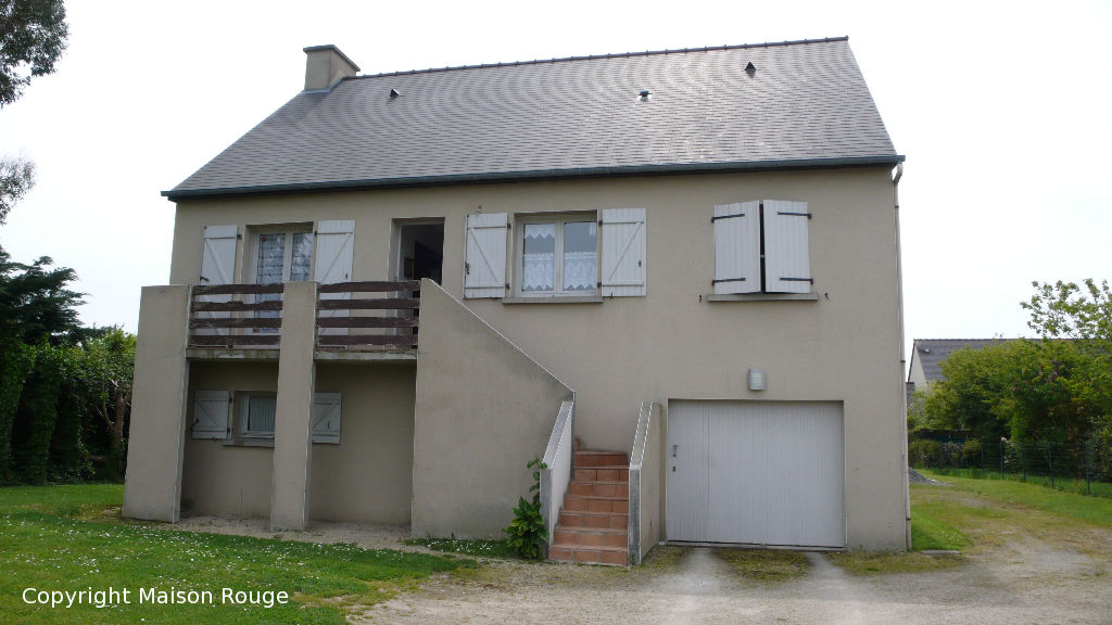 Maison Saint-Guinoux - 4 pièces - 95 m²