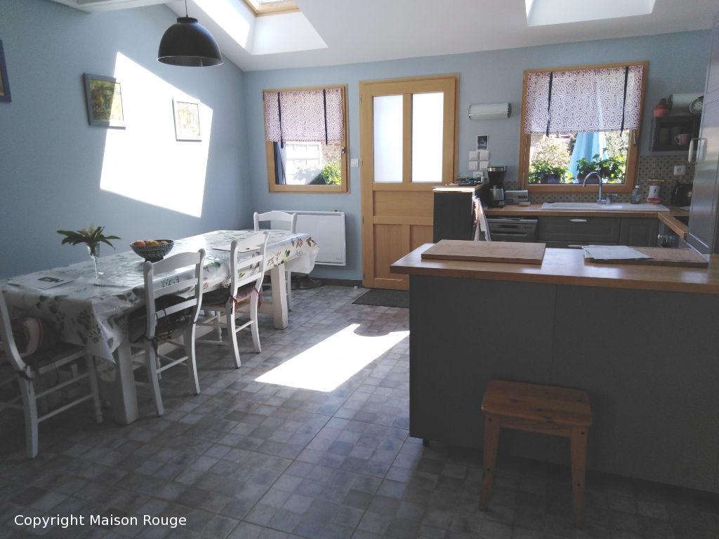 Maison 2014 LE MINIHIC SUR RANCE à deux pas de la Rance  4 pièces 92 m2
