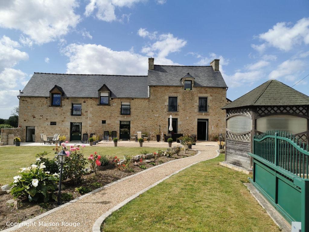Belle propriété avec gîte sur jardin de 7362 m²