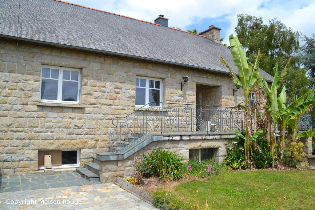Maison Saint Juvat 143 m2