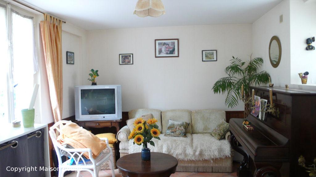 Maison Saint-Malo Saint-Servan - 3 pièces duplex - 76 m²