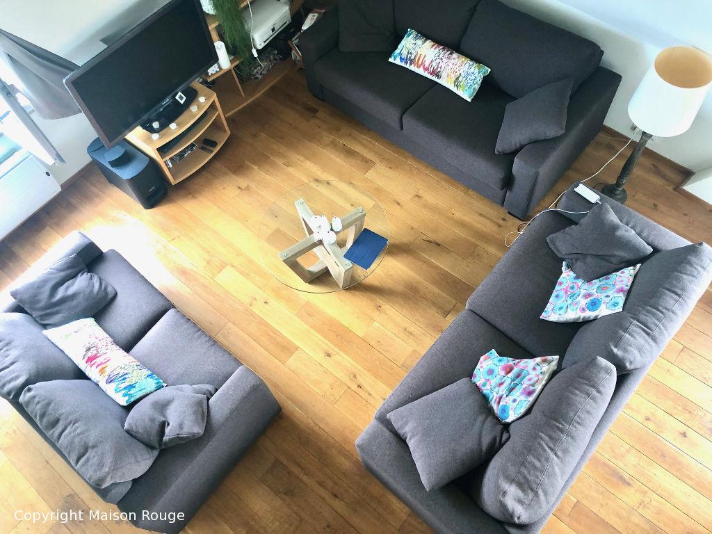 DINARD Appartement T2 de 45 m², pleine vue mer