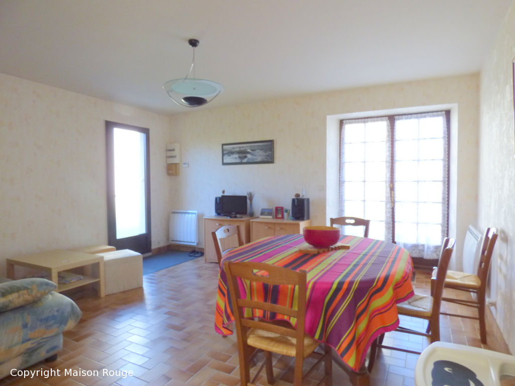 Appartement Saint Malo Rocabey 3 pièces 50 m2