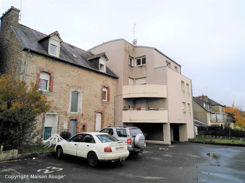 Ensemble d'immeuble Saint-Brieuc