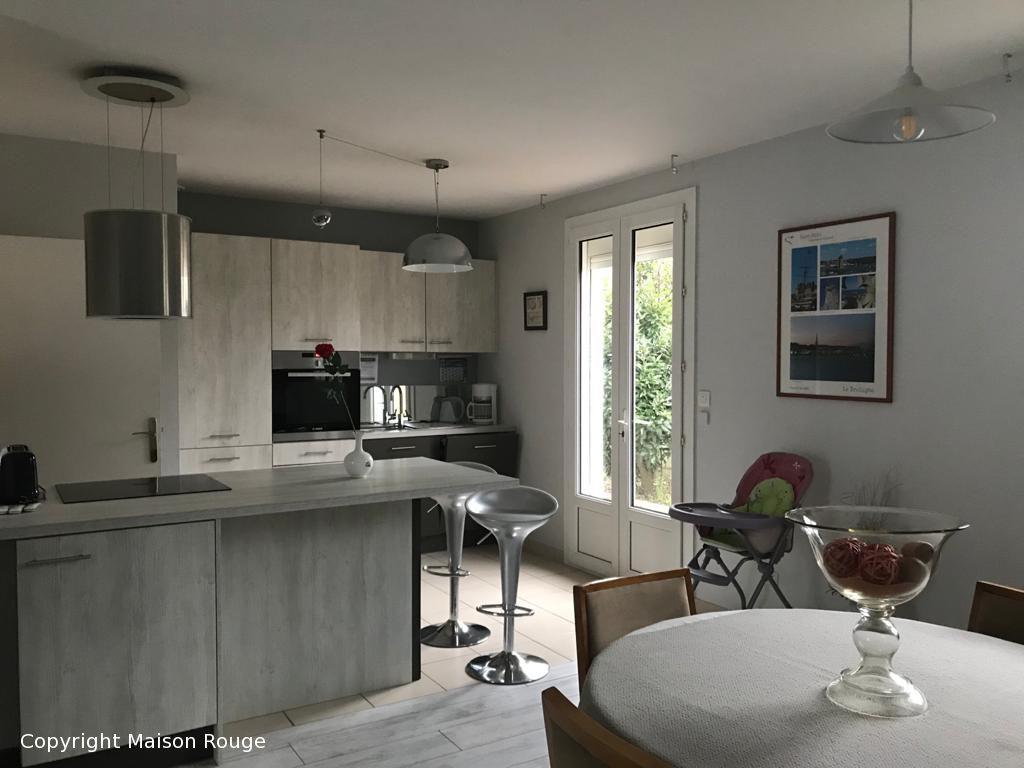 Maison Saint Meloir Des Ondes 5 pièce(s) 91 m2