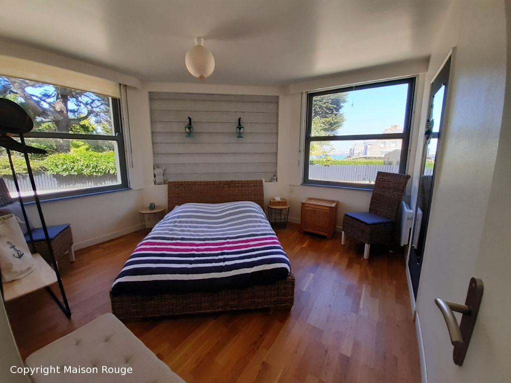 Appartement DINARD Pointe de la Malouine - Vue mer - parking -extérieur