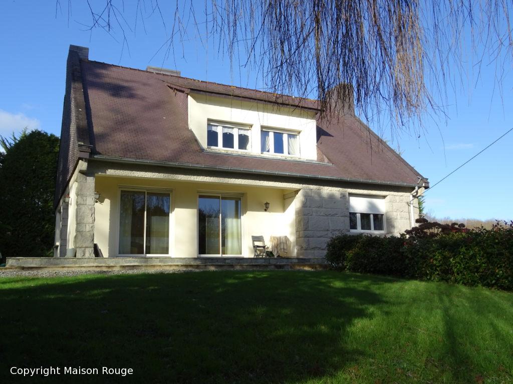 Maison traditionnelle hors lotissement sur 5800 m²